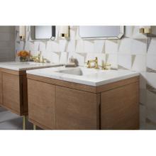 """See Details - 36"""" Vanity - Cerused Oak"""