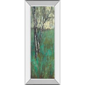 """Nature Companion I"" By Solis Mirror Framed Print Wall Art"
