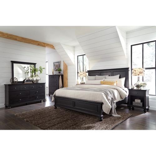 Aspen Furniture - Queen Panel Bed