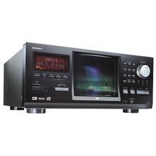 Premium 301-Disc DVD/CD Mega-Changer
