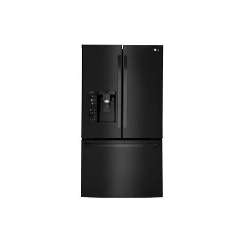 LG - 30 cu. ft. French Door Refrigerator