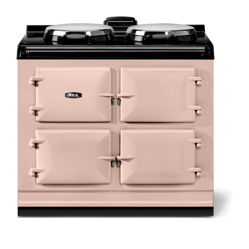 """Gallery - AGA classic 39"""" Dual Control Electric-Only Model, Blush"""