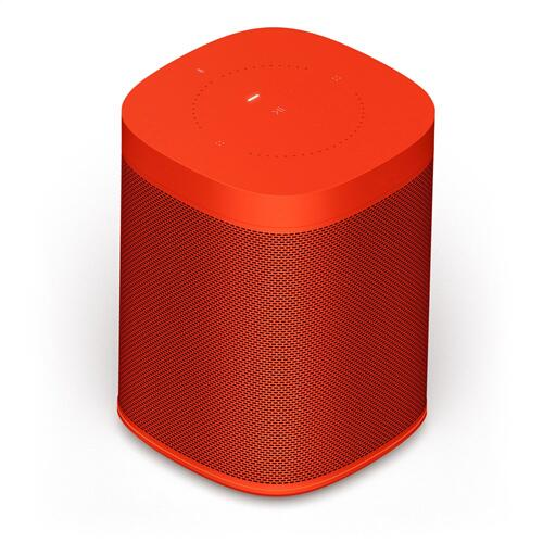 Gallery - Red- The relationship between sound and home design