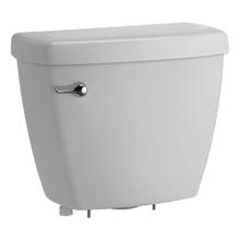 White Toilet Tank