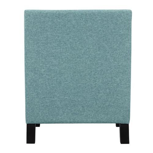 Standard Furniture - Hailey Accent Chair, Aqua