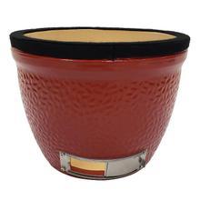 See Details - KJ-CB13R - Red Joe Jr. Ceramic Base