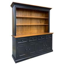 See Details - Victoria Open Step-back Cupboard