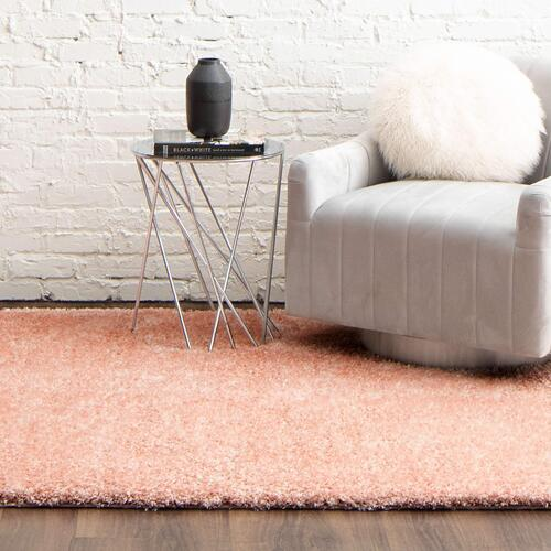 Couture Shag Blush 3'x5' / Serge