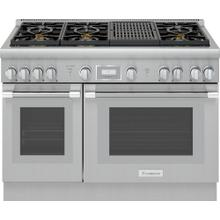Gas Professional Range 48'' PRG486WLH