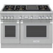 48-Inch Pro Harmony® Standard Depth Gas Range PRG486WLH