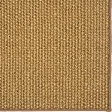See Details - Basketweave Sisal Tigers Eye 12'x15' / Leather Border