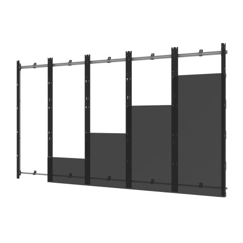 SEAMLESS Kitted Series Flat dvLED Mounting System for Planar TVF Series Direct View LED Displays
