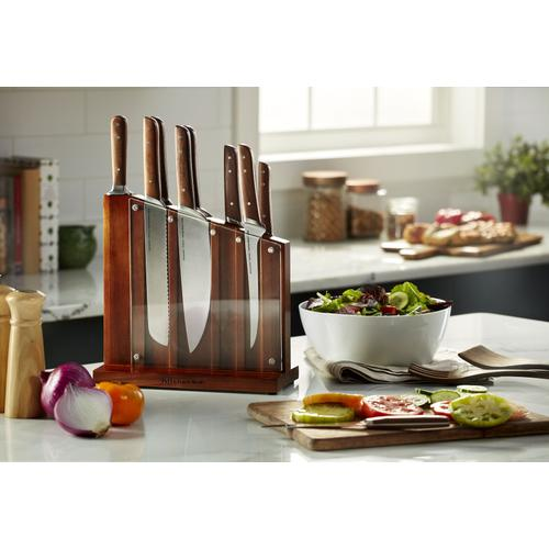 Architect® Series Natural Series Cutlery 11 Piece Set - Walnut