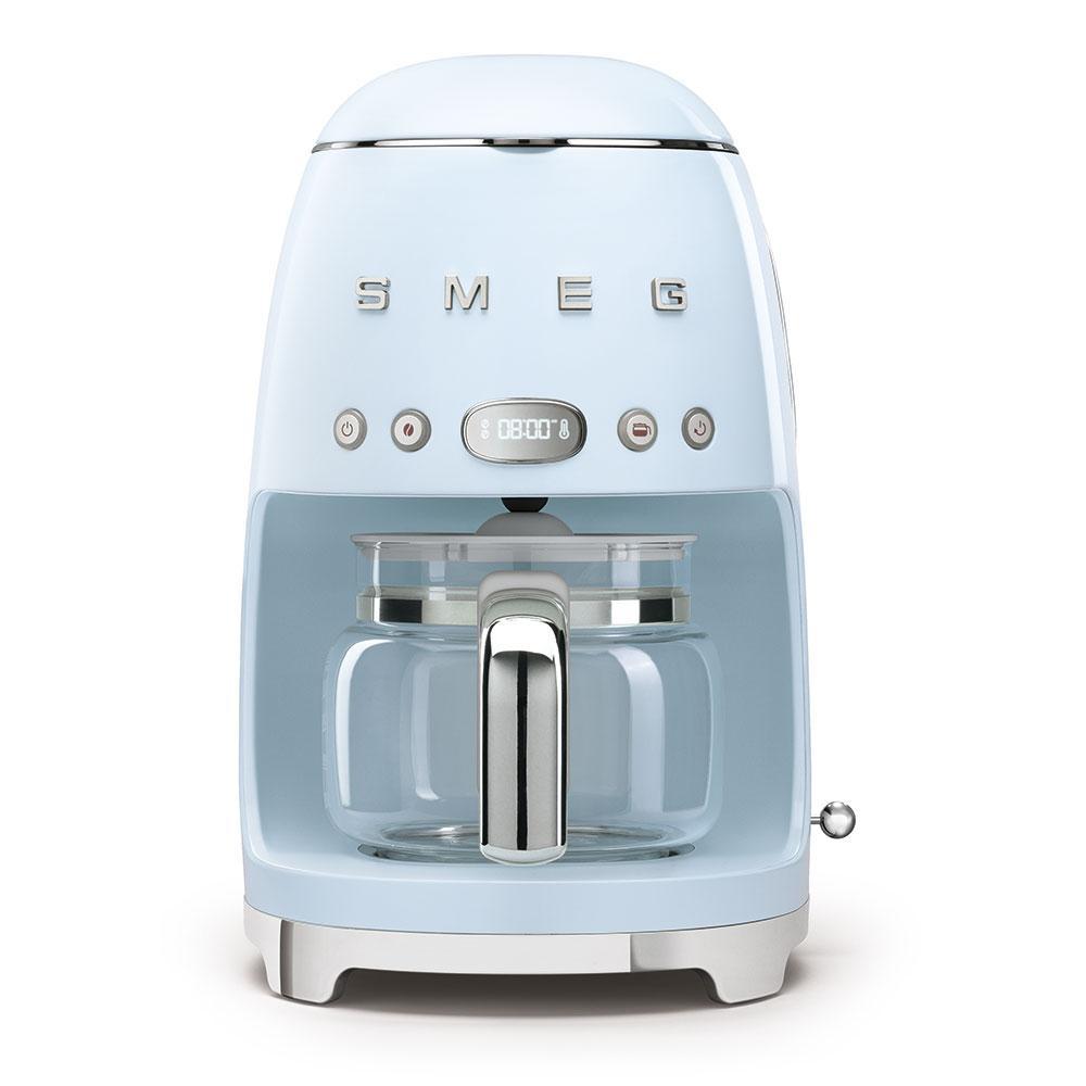 SmegDrip Coffee Machine, Pastel Blue
