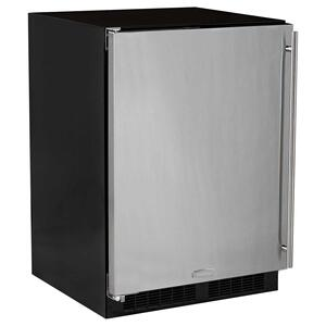 Marvel24-In Built-In High-Capacity All Refrigerator with Door Swing - Left