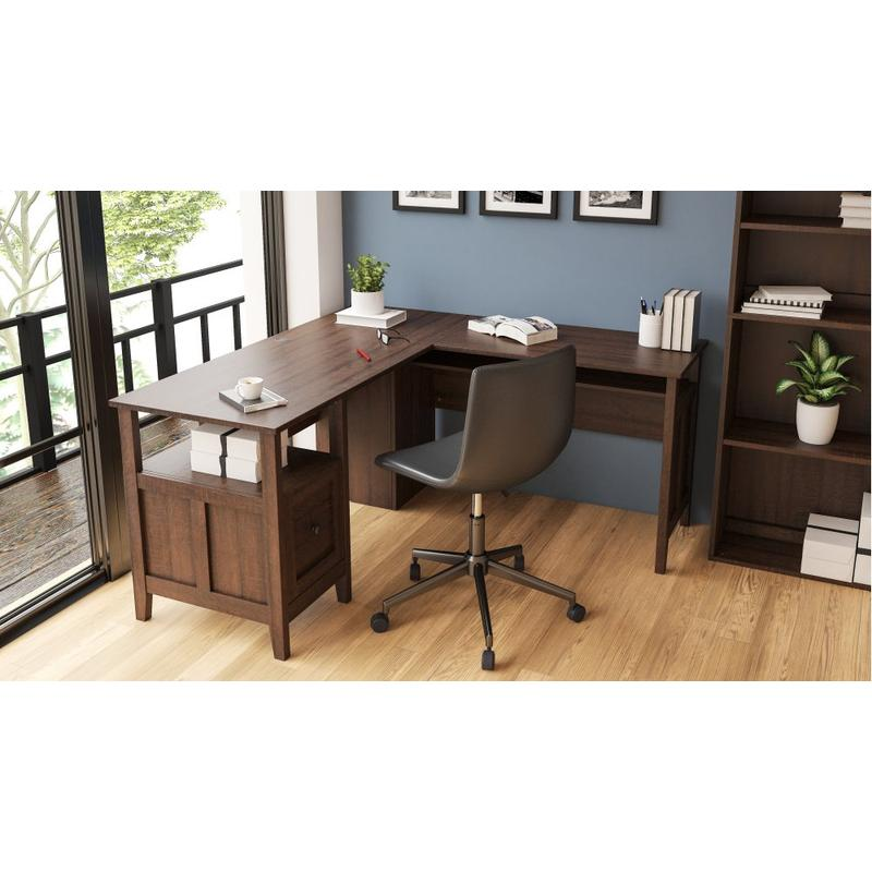 View Product - Camiburg 2-piece Home Office Desk
