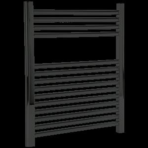"Denby Towel Warmer 27"" x 24"" Plug-In Black Product Image"
