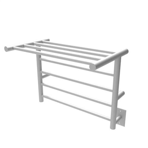 The Radiant Shelf - Brushed Stainless