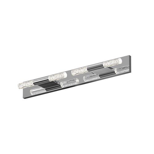 Crystal Rods™ 4-Light LED Bath Bar