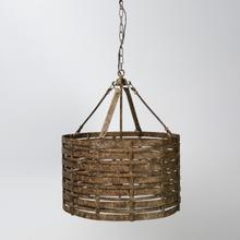 See Details - Edith Chandelier Large w/Bulb