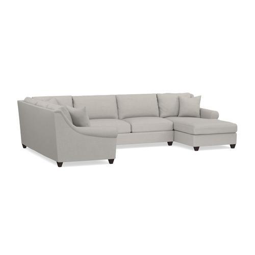 Bassett Furniture - Ellery U-Shaped Sectional