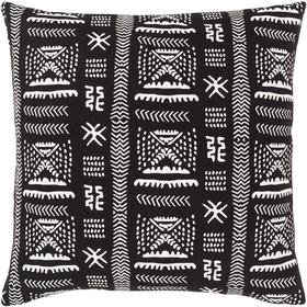 "Mud Cloth MDC-006 18"" x 18"""