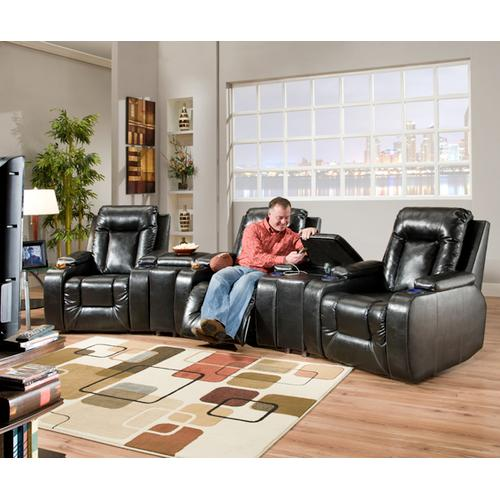 Simmons Upholstery - Way Power Recliner