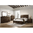 BLUE RIDGE 5/0 Q Headboard Product Image