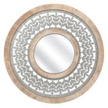 Joel Round Wall Mirror