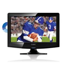 15 inch Class High-Definition TV with DVD Player