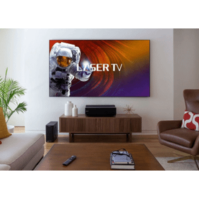 L8D Series - 4K UHD Smart Laser TV with HDR SUPPORT