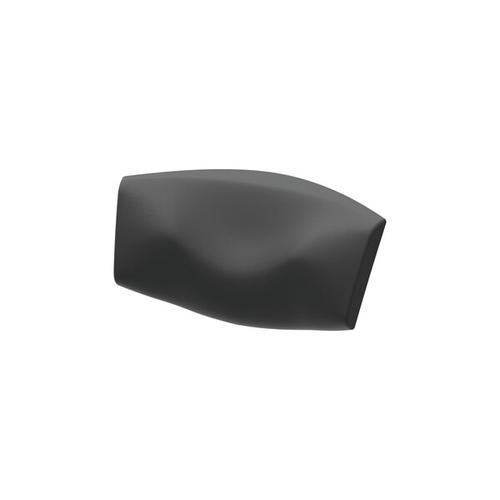 Amalfi Headrest 13-1/8 Inch W x 8 Inch H - Black