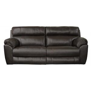 Power Lay Flat Reclining Loveseat