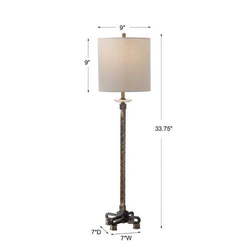 Uttermost - Parnell Buffet Lamp