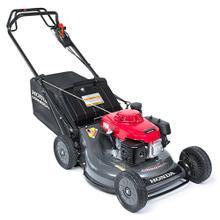 See Details - HRC216HDA Lawn Mower
