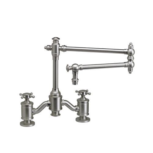 Towson Bridge Faucet - 6150-18 - Waterstone Luxury Kitchen Faucets