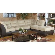 2450 Padded Saddle Sectional