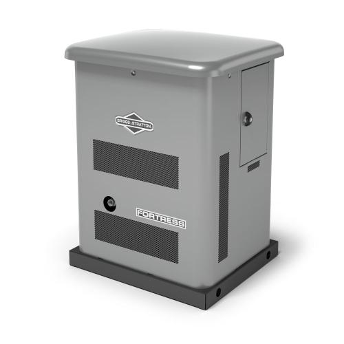 Briggs and Stratton - 12 kW 1 Fortress Standby Generator - Back-up power for small to medium sized homes