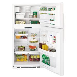 GE® 21.8 Cu. Ft. Top-Freezer Refrigerator
