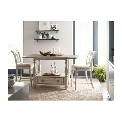 Tall Gathering Table