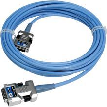 See Details - DVI-D Active Fiber-Optic Cable - 150 feet