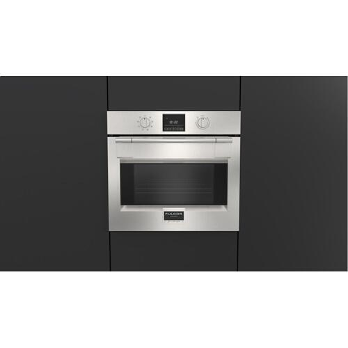 "30"" Pro Single Oven - Stainless Steel"