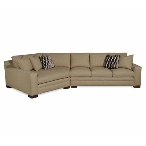 Taylor Made Plush Sectional
