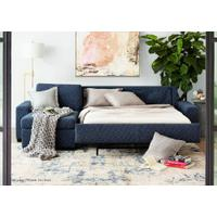 Olson Plush Sleeper Sofa - American Leather Product Image
