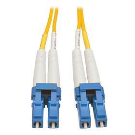 Duplex Singlemode 8.3/125 Fiber Patch Cable (LC/LC), 3M (10 ft.)