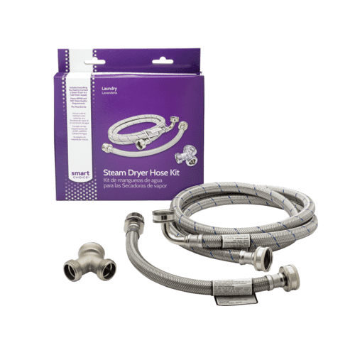 Frigidaire - Smart Choice Steam Dryer Installation Kit
