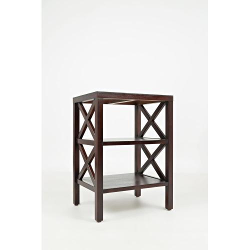 Merlot X Chairside Table