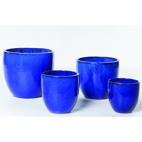 Mezzo Round Planter - Set of 4