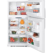 GE® ENERGY STAR® 21.7 Cu. Ft. Top-Freezer Refrigerator