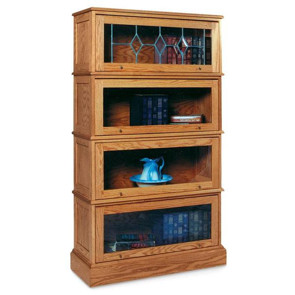See Details - Barrister Bookcase, 2-Stack